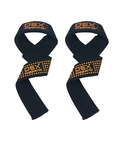 Dex Supports Lifting Strap Siyah Turuncu