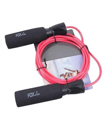 Fox Fitness Ağırlıklı Atlama İpi Pembe ZJ-138