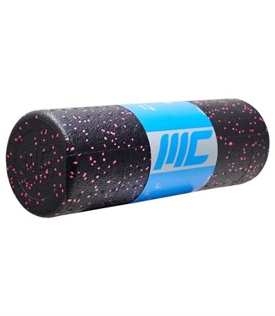 MuscleCloth Foam Roller Masaj Rulosu 45cm Siyah-Pembe