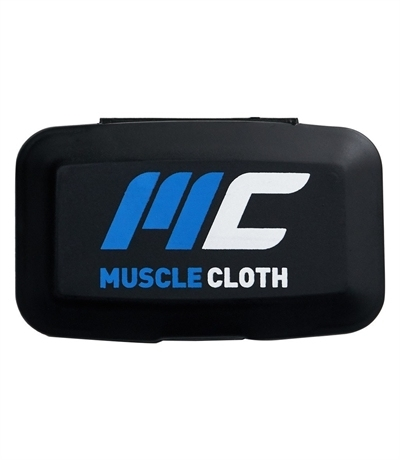 MuscleCloth Pillbox