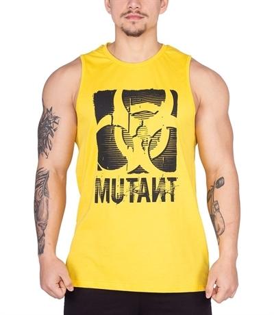 Mutant Kolsuz T-Shirt Sarı