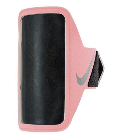 Nike Lean Arm Telefon Tutucu Kol Bandı Pembe