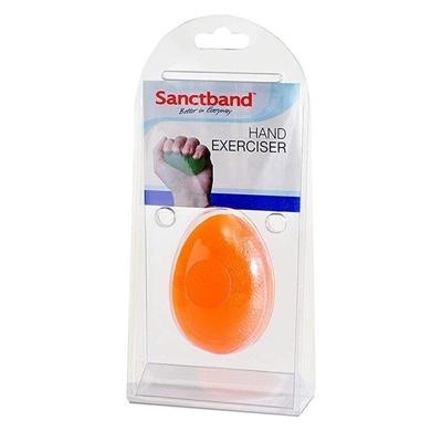 Sanctband Hand Exerciser El Egzersiz Topu Orta