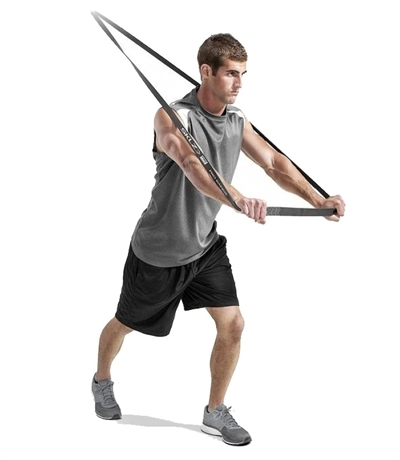 Sklz Çoklu Egzersiz Direnç Bandı Sert