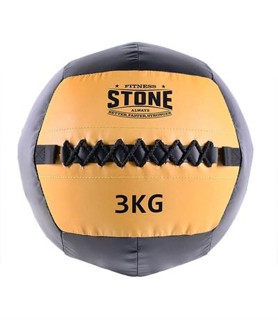 Stone Fitness Wall Ball Duvar Topu 3 Kilo