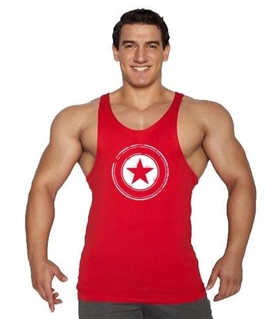 Supplementler Star Fitness Atleti Kırmızı
