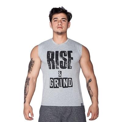 Supplementler Rise&Grind Kolsuz T-Shirt