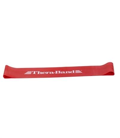TheraBand Professional Resistance Direnç Lastiği 7.6 cm x 30.5 Kırmızı