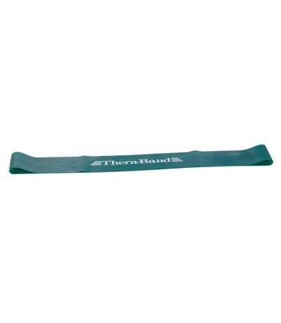 TheraBand Professional Resistance Direnç Lastiği 7.6 cm x 45.5 Yeşil