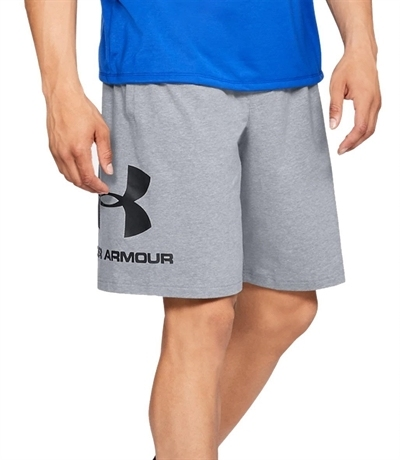 Under Armour Sportstyle Cotton Şort Gri