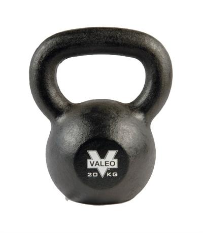Valeo Döküm Kettlebell 20 Kilo