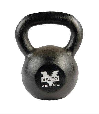 Valeo Döküm Kettlebell 28 Kilo