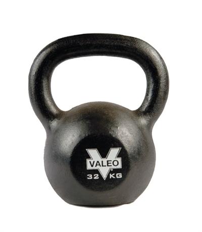 Valeo Döküm Kettlebell 32 Kilo