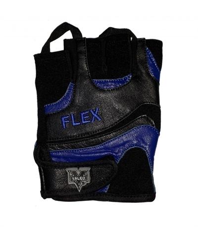 Valeo Flex Ağırlık Eldiveni Siyah-Mavi