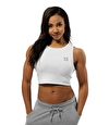 Better Bodies Astoria Laced Tank Atlet Beyaz