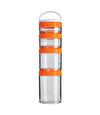 Blender Bottle Go Stak Turuncu 350 ml