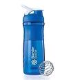 Blender Bottle Sportmixer Mavi Beyaz 760 ml