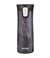 Contigo Pinnacle Couture Indigo Wood Termos  420 ml Mavi
