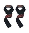 Dex Supports Lifting Strap Siyah Kırmızı