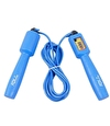 Fox Fitness Sayaçlı Atlama İpi Mavi