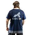 Gorillast Gr Oversize T-Shirt Lacivert