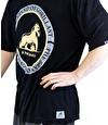 Gorillast Gr Oversize T-Shirt Siyah
