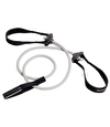 Harbinger Power Amp XXX Flexfast Handle Cable Light 10 Lb Resistance Gri