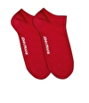 John Frank 19S Kısa Çorap Kırmızı