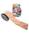 Kinesio Tape Tex Performance+ 5 cm X 5 m Logolu Ağrı Bandı Ten
