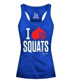 LifeASRX I Love Squats Atlet Mavi