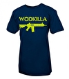 LifeASRX WodKilla MP4 T-Shirt Mavi
