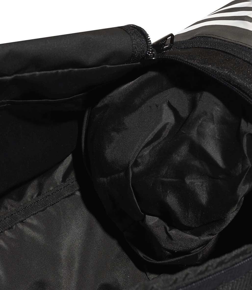 Adidas 3 Bantlı Dönüşebilen Duffel Küçük Boy Çanta Siyah