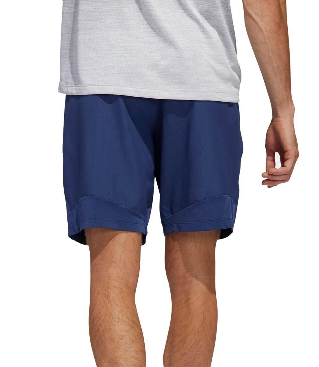 Adidas 4Krft Sport Dokuma Şort Mavi