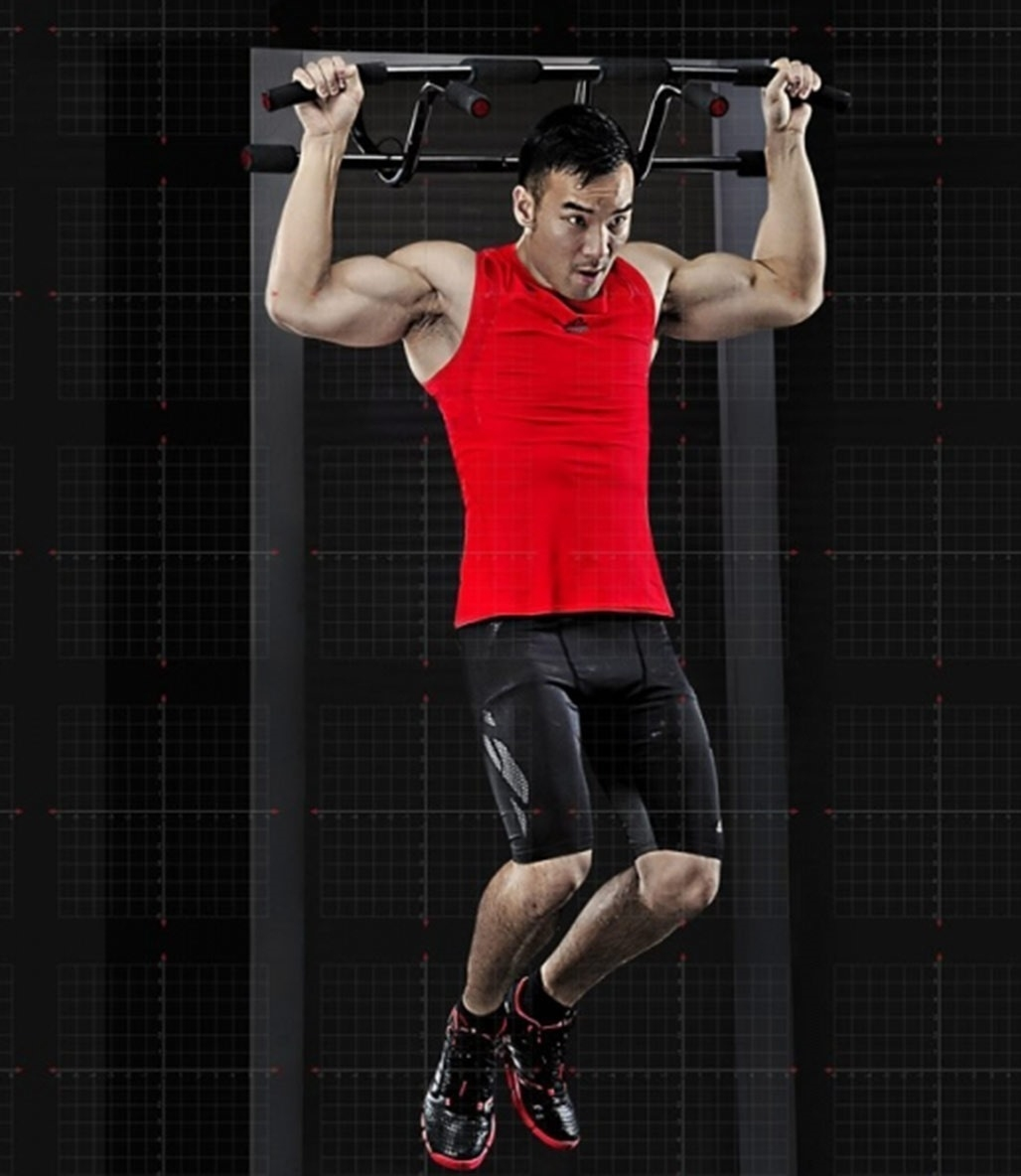 Adidas Elite Grip Trainer Door Gym Kapı Barfiksi