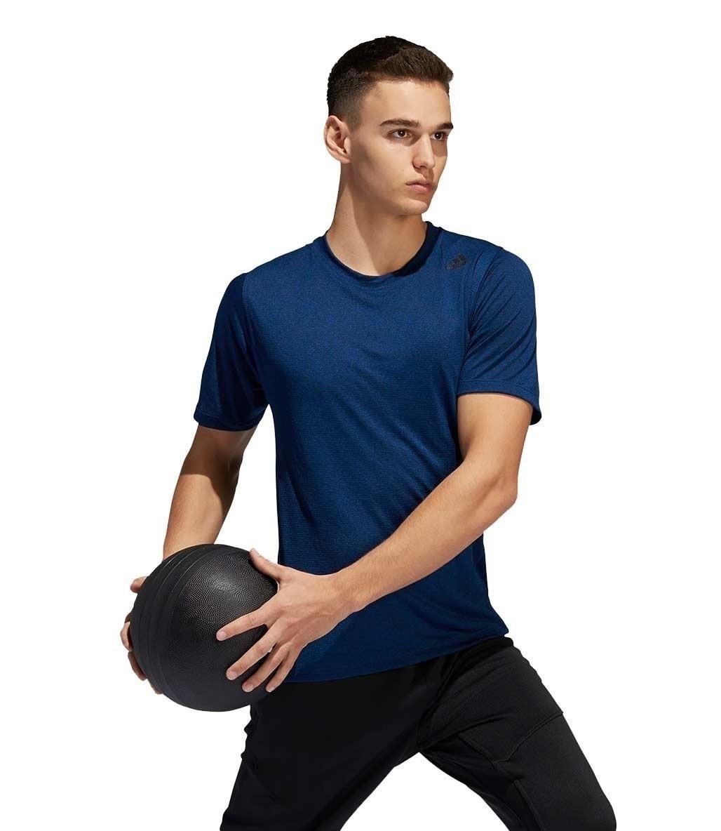 Adidas Freelift Tech Climacool T-Shirt Lacivert