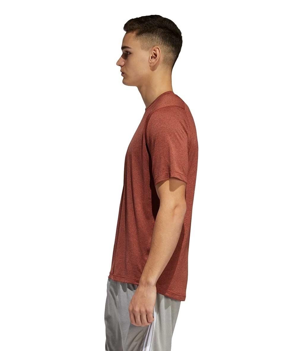 Adidas Freelift Tech Climacool T-Shirt Turuncu