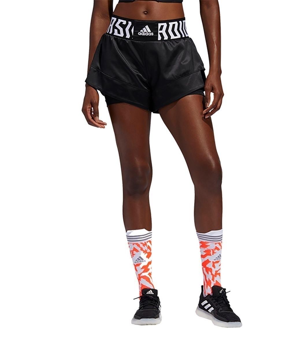 Adidas Tko Şort Siyah