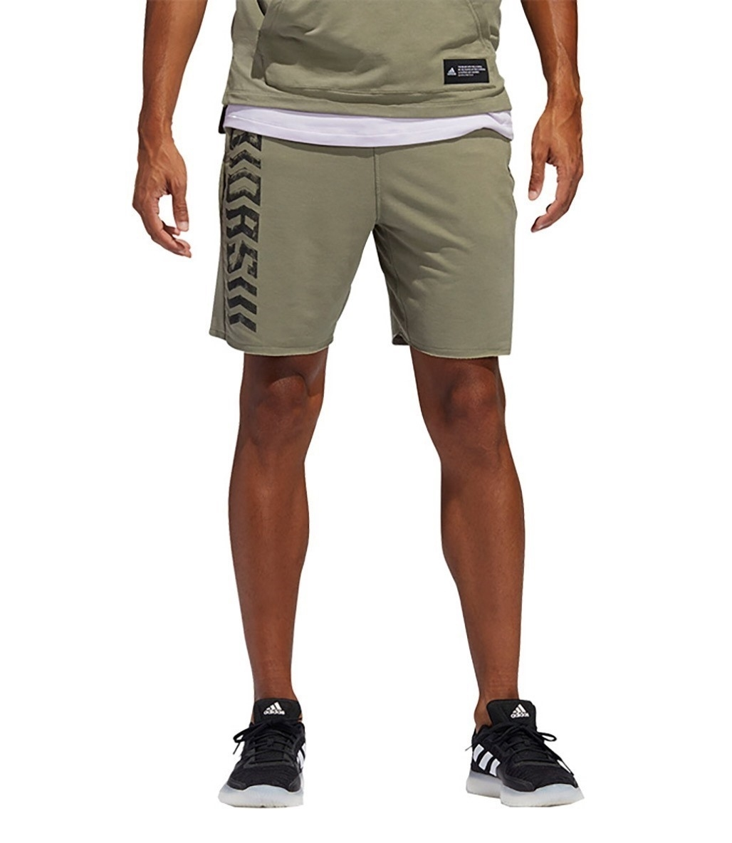 Adidas Tko Short Leggrn Şort Haki
