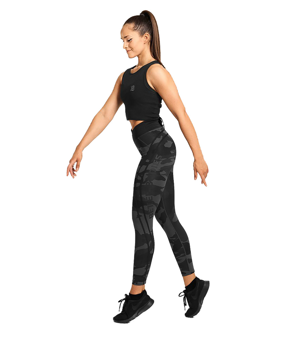 Better Bodies Astoria Laced Tank Atlet Siyah