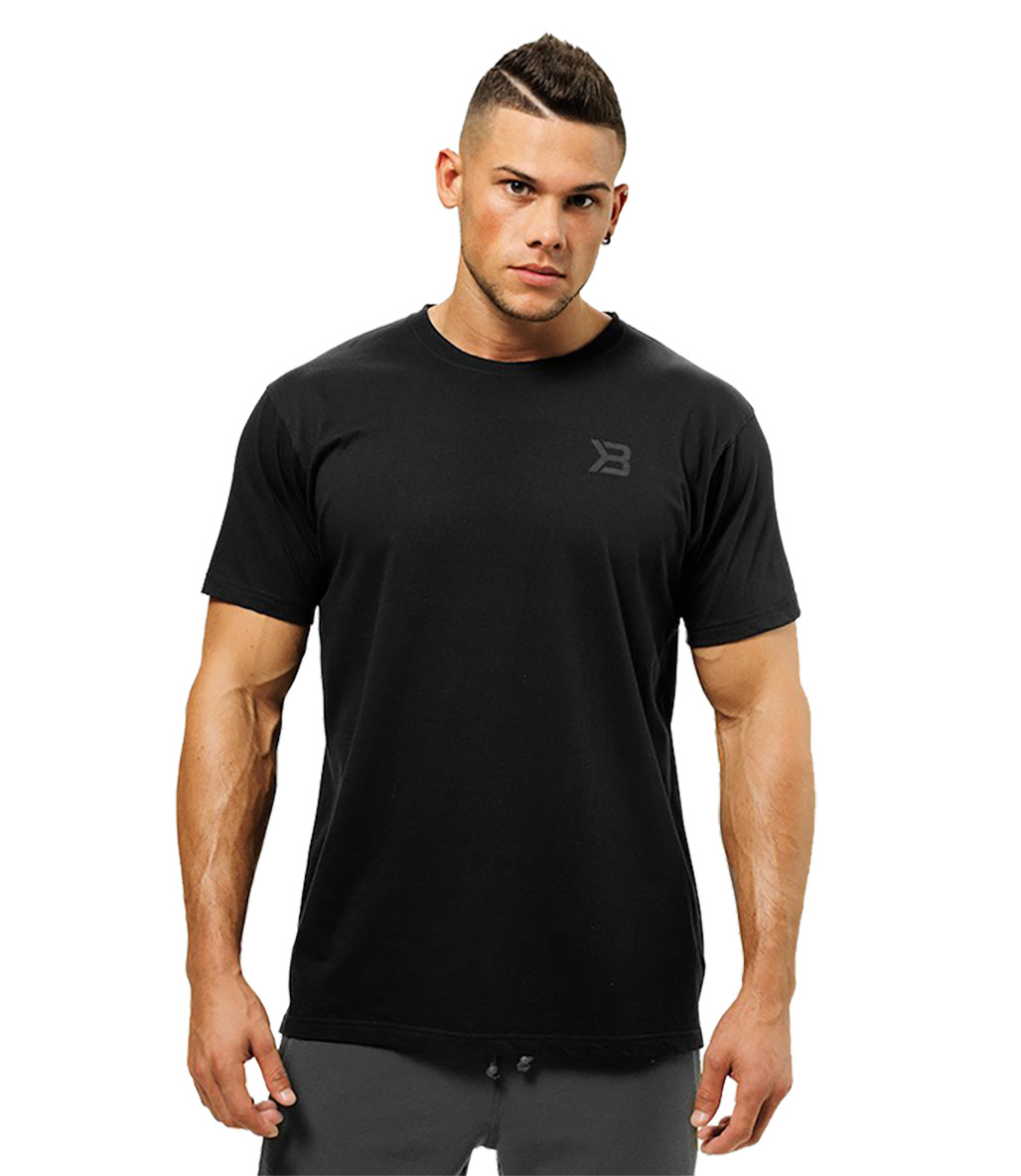 Better Bodies Stanton Oversize T-Shirt Siyah