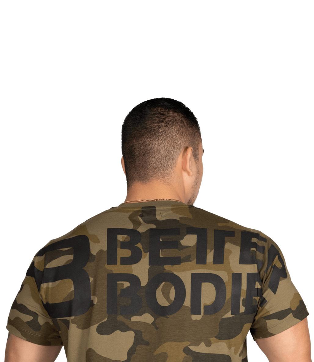 Better Bodies Stanton Oversize T-Shirt Yeşil
