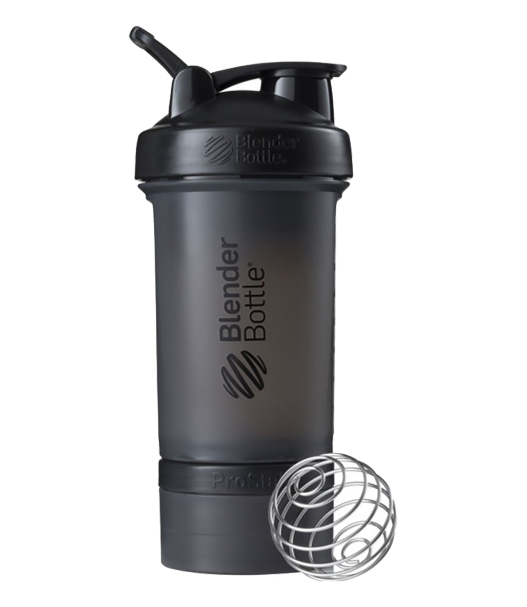 Blender Bottle Prostak Siyah 450 ml