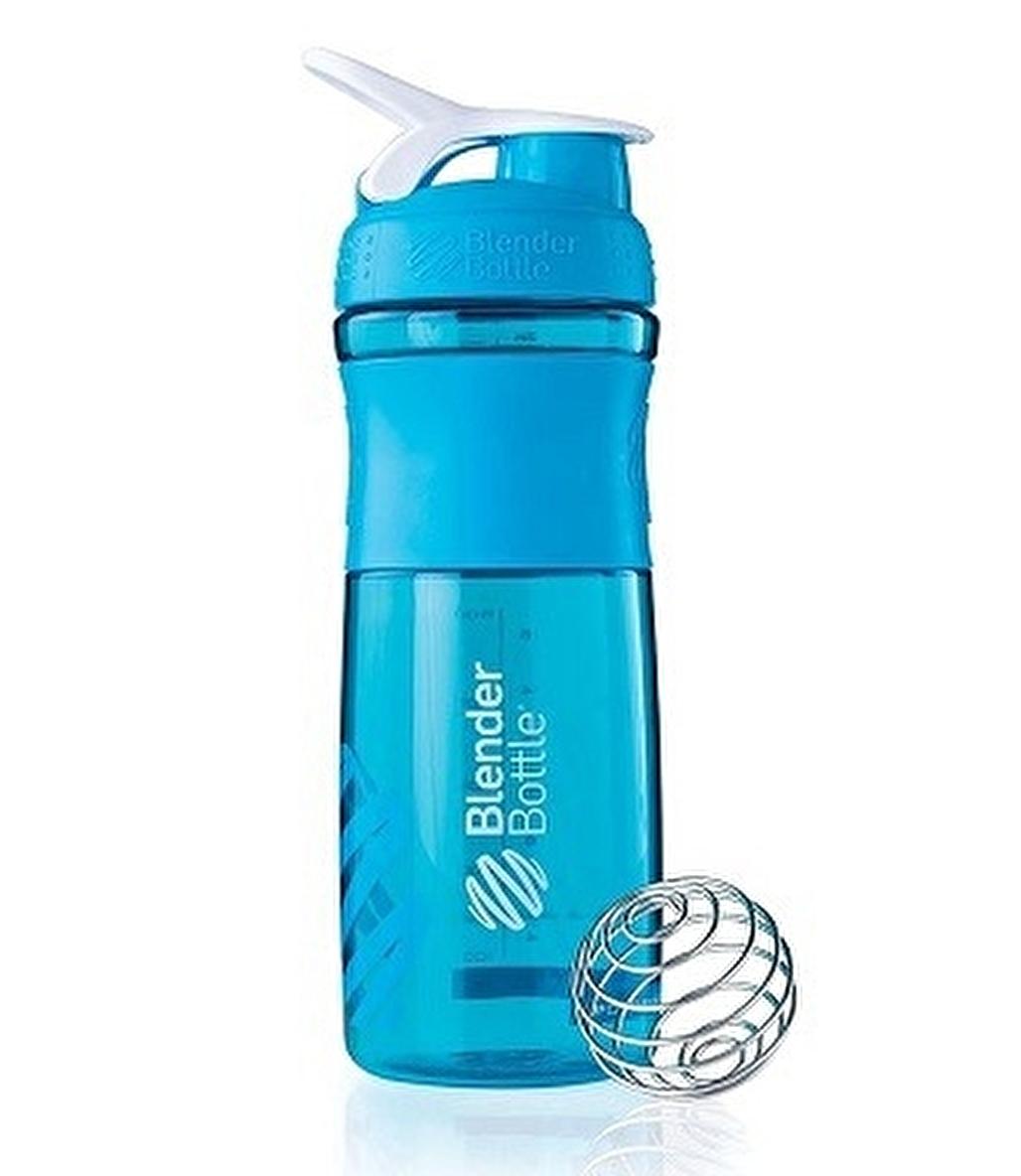 Blender Bottle Sportmixer Aqua Beyaz 760 ml