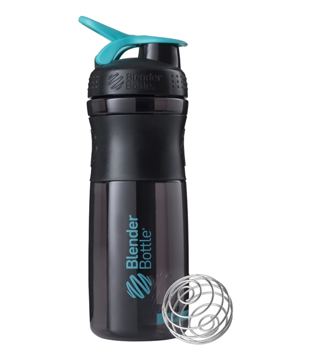 Blender Bottle Sportmixer Siyah Aqua 760 ml