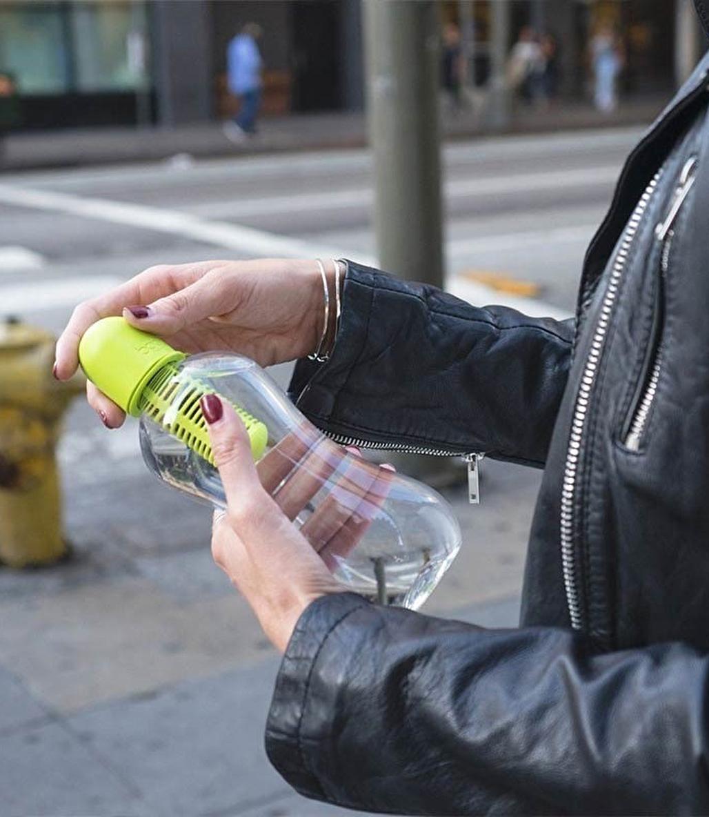 Bobble Classic 550 ml Matara Yeşil