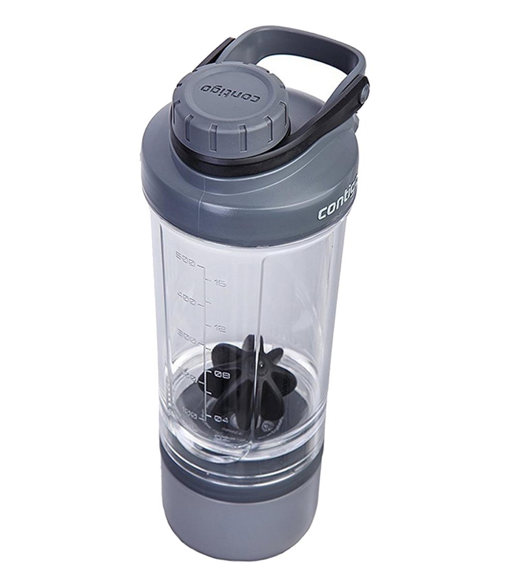 Contigo Shake&Go Fit Cont 650 ml Shaker Siyah