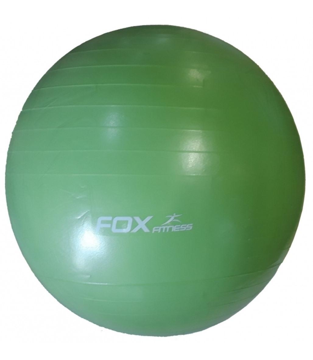 Fox Fitness 65 cm Pilates Topu Yeşil