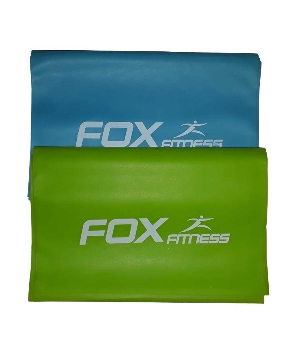 Fox Fitness Pilates/Yoga Direnç Lastiği Seti