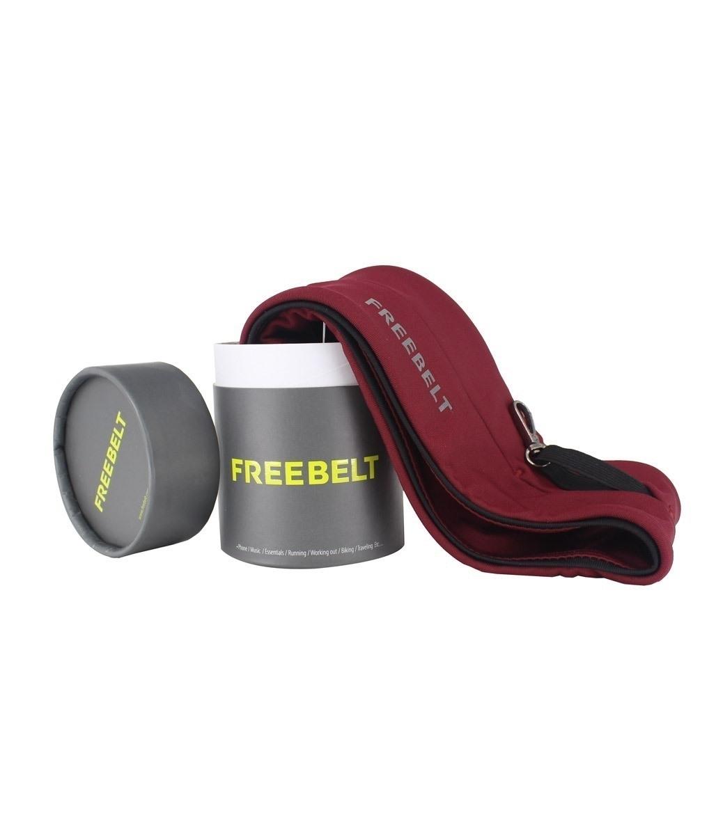 Freebelt Koşu Ve Fitness Bel Kemeri Bordo