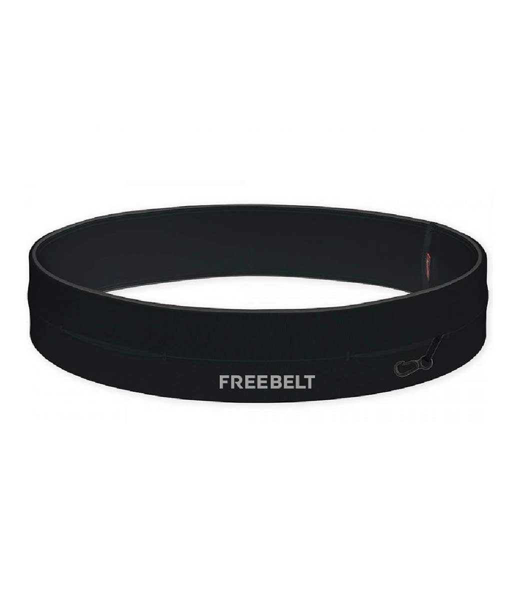 Freebelt Koşu ve Fitness Bel Kemeri Siyah